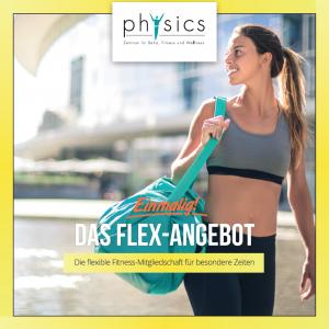 Fit, Frei und Flexibel!